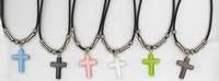 JewelryVilla Cross necklaces