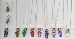 JewelryVilla Sandal necklaces